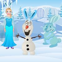 Elsa Easter Escape