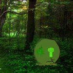 Emerald Green Forest Escape BigEscapeGames