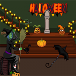 End Of Halloween Escape SiviGames