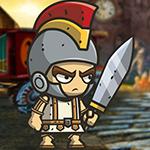 Enraged Roman Soldier Escape Games4King