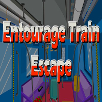 Entourage Train Escape AjazGames