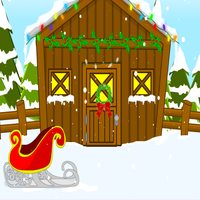 Escape Christmas Town PlayItOnline