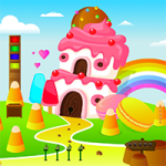 Escape Fantasy Ice Cream Land AvmGames