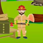 Escape Fireman AvmGames