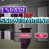 Escape For Snowboarding