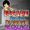 Escape For The Diamond Necklace