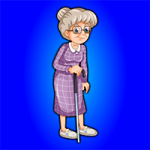Escape Forest Grandma AvmGames