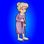 Escape Forest Grandma AvmGames