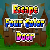 Escape Four Color Door AjazGames