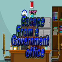 Escape From A Government Office KNFGames