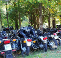 Escape From Abandoned Motorcycle Graveyard EightGames