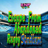 Escape From Abandoned Rugby Stadium KNFGames
