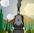 Escape From Adirondack Train EightGames
