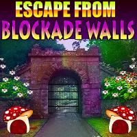 Escape From Blockade Walls YalGames