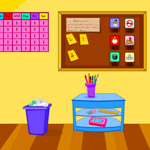 Escape From Cheerful Classroom YoopyGames
