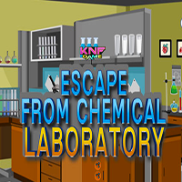 Escape From Chemical Laboratory KNFGames