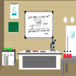 Escape From Chemistry Lab OnlineGamezWorld