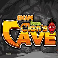 Escape From Clans Cave ENAGames
