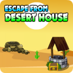 Escape From Desert House AvmGames