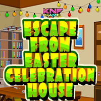 Escape From Easter Celebration House KNFGames