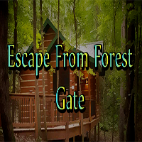 Escape From Forest Gate GamesClicker