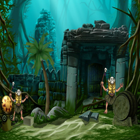 Escape From Forest Tribal FirstEscapeGames