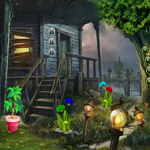 Escape From Graveyard House Games4King