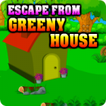 Escape From Greeny House AvmGames
