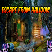 Escape From Halidom AvmGames