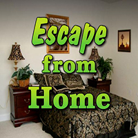 Escape From Home HiddenOGames