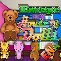 Escape From House Of Dolls ENA Games