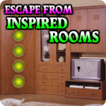 Escape From Inspired Rooms AvmGames