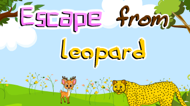 Escape From Leopard PinkyGirlGames
