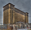 Escape From Michigan Central Station Eight Games