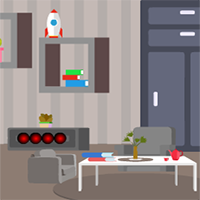 Escape From Modern House OnlineGamezWorld
