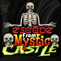 Escape From Mystic Castle ENAGames