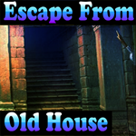 Escape From Old House Games4King