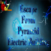Escape From Pyramid Electric Building Escape007Games