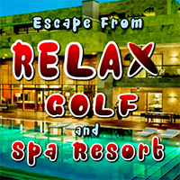 Escape From Relax Golf And Spa Resort EightGames