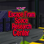 Escape From Space Research Center KNFGames