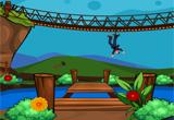 Escape From Suspension Bridge First Escape Games