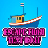 Escape From Tent Boat KidsJollyTv