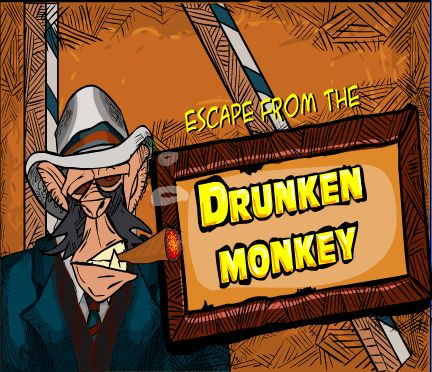 Escape From The Drunken Monkey