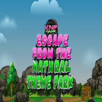 Escape From The Natural Theme Park KNFGames