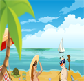 Escape From The Summer Beach EightGames