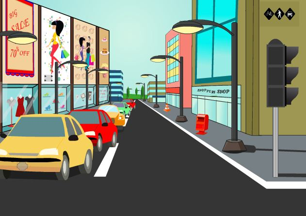 Escape From Traffic Games2Jolly