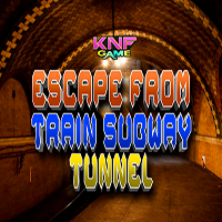 Escape From Train Subway Tunnel KNFGames