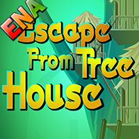Escape From Tree House ENAGames
