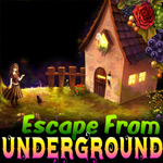 Escape From Underground Games4King