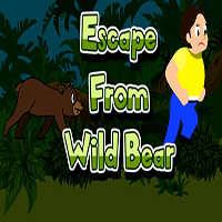 Escape From Wild Bear AjazGames